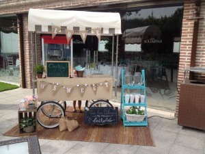 FOODBIKE - PALOMITAS - CANDY BAR