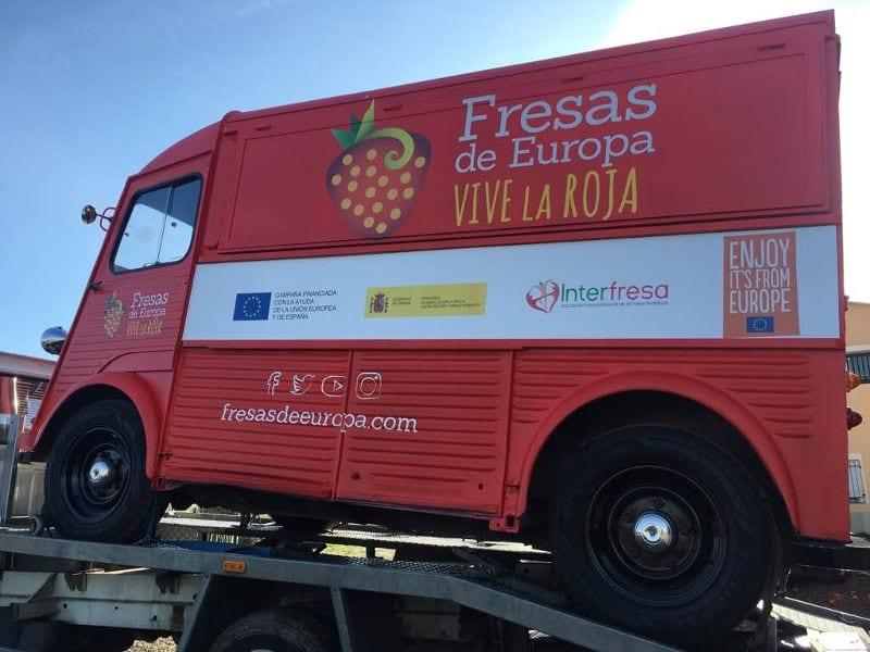 Fresas de Europa – TOUR